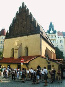 Old New Synagogue in Prague, photo: archive of Radio Prague