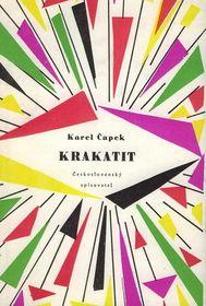 Krakatit de Karel Čapek, fuente: Československý spisovatel
