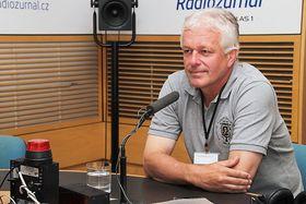 Jan Šuráň (Foto: Alžběta Švarcová, Archiv des Tschechischen Rundfunks)