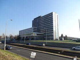 штаб-квартира  Управления по внешним связям и информации в Праге, фото: ŠJů, CC BY 4.0