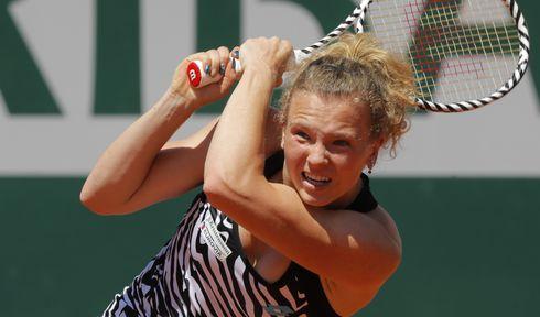 Kateřina Siniaková, photo: ČTK/AP/Michel Euler