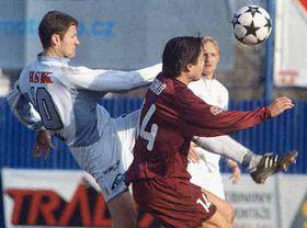 Jan Palinek, Libor Sionko, photo: CTK