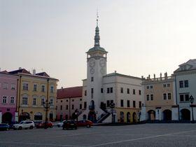 Kroměříž, foto: Archiv Radia Praha