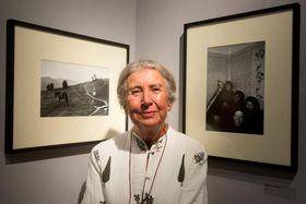 Markéta Luskačová (Foto: Archiv des Tschechischen Zentrums Paris)
