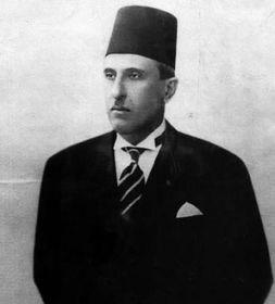Choukri al-Kouatli, photo : Public Domain