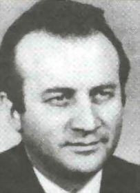 Former Czechoslovak Prime Minister Jozef Lenart