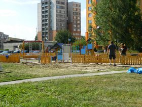 Plattenbauviertel in Karviná (Foto: Archiv der Stadt)