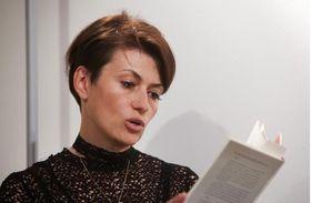 Bianca Bellová, foto: Ondřej Němec, Archivo de la Biblioteca Václav Havel