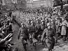 15 de marzo de 1939 en Praga, foto: ČRo
