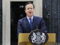 David Cameron, photo: CTK