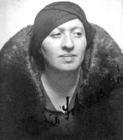 Marie Schmolka, photo: Public Domain