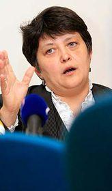 Ministryně pro lidská práva Džamila Stehlíková, foto: ČTK