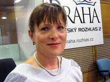 Alena Vitásková, foto: Elena Horálková, ČRo