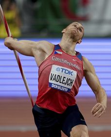 Jakub Vadlejch, photo: ČTK/AP Photo/David J. Phillip
