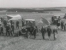 Коллективизация в Чехословакии, фото: ЧТ24