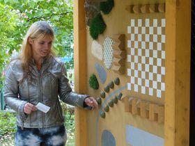 Lenka Klodová, photo: archive of Proměny Foundation