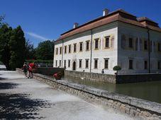 Schloss Kratochvíle (Foto: Barbora Kmentová)