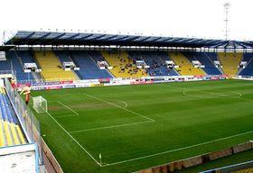 Стадион футбльного клуба «Теплице»