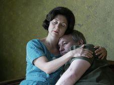 Martha Issová and Marek Taclík in 'Dukla 61', photo: Czech Television
