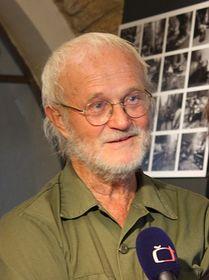 Josef Koudelka, foto: Štěpánka Budková