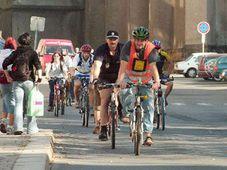 День без автомобилей в городе Либерец (Фото: ЧТК)