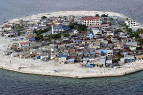 Maledivy, photo: CTK