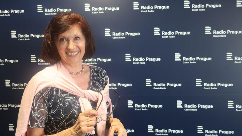 Eliška Krausová, foto: Tereza Kalkusová