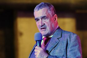 Karel Schwarzenberg, photo : Filip Jandourek, ČRo