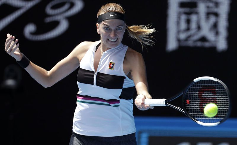 Petra Kvitová, foto: ČTK/AP/Aaron Favila