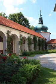 Monasterio de Klokoty, foto: Barbora Kmentová
