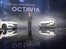 Škoda Octavia, photo: ČTK/Roman Vondrouš