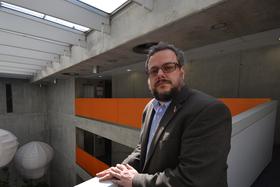 историк Мартин Шмок, фото: Архив Чешского Радио