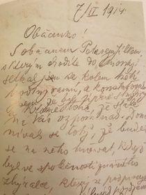 Un manuscrito de Hašek