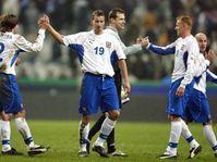 Los futbolistas rotaron a Francia, Foto: CTK