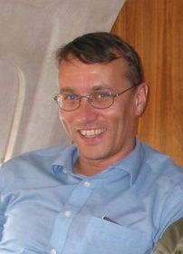Martin Dvorák, diplomático checo en Bagdad