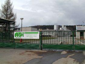 El criadero de cerdos en Lety u Písku, foto: archivo de Radio Praga
