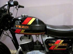 Moto Yezdi 250 modèle C, 1995, photo: Anaïs Raimbault