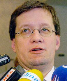 Zdenek Koudelka, foto: CTK