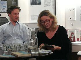 Mirko Kraetsch und Birgit Kreipe (Foto: Jana Burczyk)