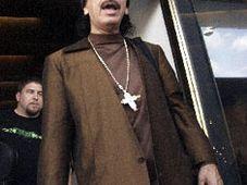 Carlos Santana à Prague (Photo : CTK)