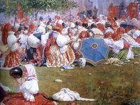 Йожa Упркa, 'Гуляние у св. Антонинека', 1894