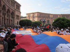 Ереван, празднование Дня независимости, Фото: Soghomon Matevosyan, CC BY-SA 4.0