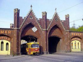 Бранденбургские ворота, Калининград, Фото: Ян Пешула, CC BY-SA 2.5