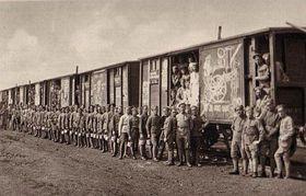 Trans-Siberian railroad, photo: www.czechlegion.com