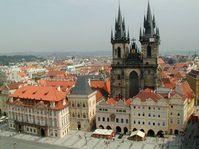 Praha, Staroměstské náměstí