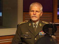 Генерал Петр Павел, фото: Яна Пржиносилова
