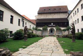 Prácheňské muzeum en la ciudad de Písek, foto: Barbora Němcová