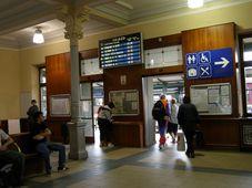 Nádraží ve Frýdku-Místku, foto: Daniel Baránek, Wikimedia Commons, CC BY-SA 3.0