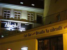 Le théâtre Na Zábradlí, photo: Kristýna Maková