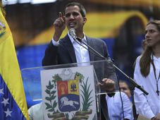 Juan Guaidó, photo: ČTK/AP/Fernando Llano